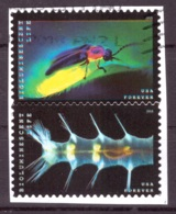 Etats Unis USA 2018 - Oblitéré / MNG - Vie Bioluminescente - Michel Nr. 5469 5471 (usa204) - Stati Uniti