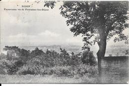 DIJON Panorama Vu De Fontaine Les Dijon - Dijon