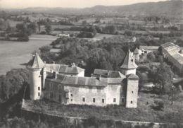 38-VIGNIEU-CHÂTEAU DE CHAPEAU CORNU-N°T555-B/0179 - Autres Communes