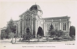 69 - Bron (Environs De Lyon) - La Chapelle De L'asile - Bron