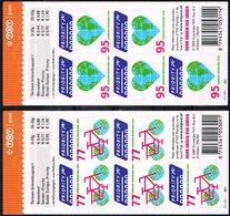 P 319 ++ NEDERLAND NETHERLANDS 2009 BOOKLET Vba2621/22  POSTFRIS MNH NEUF ** - Period 1980-... (Beatrix)
