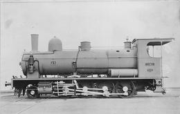 ¤¤  -   Carte-Photo Non Située  -   Locomotive   -  Chemin De Fer   -  ¤¤ - Zubehör