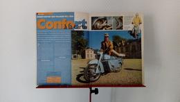 Ancienne Coupure De Presse Moto Monet-Goyon 200 Pullman W2 De 1958 - Motos