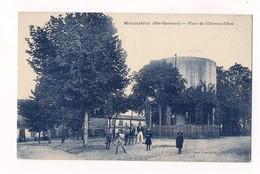 MONTASTRUC - Place Du Château D'Eau - - Montastruc-la-Conseillère