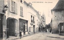 94-VITRY-SUR-SEINE- RUE D'ARNETAL - Vitry Sur Seine