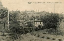 Differdingen - Zechenhaus Tillenberg - Train De Mineurs Mines Mine ? - Differdange - Luxembourg - Belle Animation - Differdange