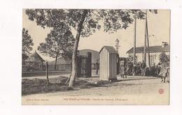 BRUYERES EN VOSGES  Entrée Des Casernes D'Infanterie - - Bruyeres