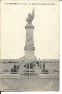 21 - Autricourt - Le Monument Commémoratif - Other Municipalities