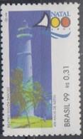 Phare Lighthouse Vuurtoren Leuchttürme Faro Fari BRESIL NEUF** MNH - Faros