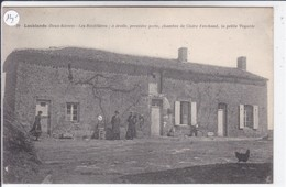 79-LOUBLANDE LES RINFILLIERES - La Mothe Saint Heray