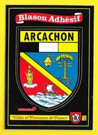 ARCACHON Blason Adhésif (Kroma N° 537) - France