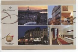 CP ( Bordeaux - Hotel Continental ) - Bordeaux