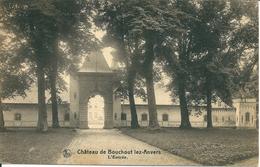 Chateau De Bouchout Lez-Anvers - L'Entree -r - Boechout