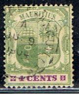 MAURICE 251 // YVERT 112 // 1902-05 - Mauritius (...-1967)
