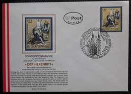 Österreich 2000, FDC Freimarke 22S ANK 2343 - 1991-00 Covers