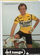 CYCLISME   Tour De France  CLAUDIO BORTOLOTTO - Cyclisme