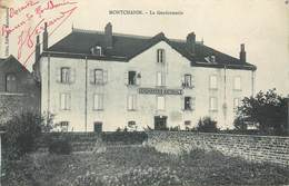 CPA 71 Saône Et Loire Montchanin Les Mines La Gendarmerie - Autres Communes