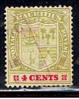 MAURICE 255 // YVERT 134 // 1909-10 - Mauritius (...-1967)