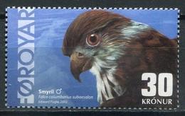 Denmark Faroe Islands Mi# 435 Postfrisch/MNH - Fauna Bird - Färöer Inseln