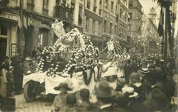 Carte Photo Cavalcade Besançon 1923 - Besancon