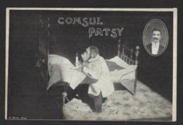 CONSUL PATSY * SINGE * AAP * APE * CIRCUS ACT * ET. HELIOS BRUXELLES - Circus