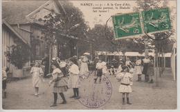 NANCY, à La Cure D'air Comme Partout, Le Diabolo Fait Fureur ! - Nancy