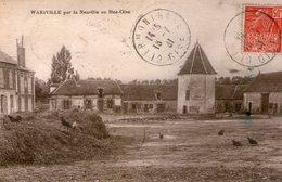 RARE - Oise - 60 - Wariville (Clermont) - Ferme - Pigeonnier - Colombier - Altri Comuni