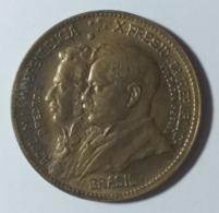 Brasile  500 Reis 1922  KM 521.1 - Brazil
