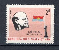 VIETNAM GRP   N° 4     NEUF SANS CHARNIERE COTE  10.00€    LENINE  VOIR DESCRIPTION - Vietnam