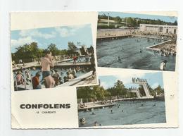 16 Charente Confolens La Piscine 1971 - Confolens