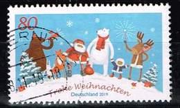 Bund 2019,Michel# 3504 O Weihnachten Mit Freunden - Gebraucht