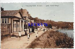 Villequier Quai Victor Hugo - Villequier