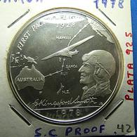 Samoa 1 Dollar 1978 Silver Proof - Samoa