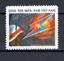 VIETNAM GRP   N° 11    NEUF SANS CHARNIERE COTE  2.00€    DESIGN ANTI ANTI AMERICAIN - Vietnam