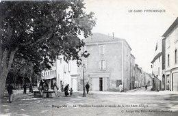30  BAGNOLS SUR CEZE  BD THEODORE  LACOMBE - Bagnols-sur-Cèze