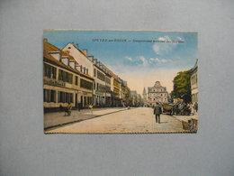 SPEYER Am RHEIN  -  Haupstrasse   -  Allemagne - Speyer
