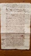 GENERALITE MONTPELLIER 1731 JEAN AUBAN - Gebührenstempel, Impoststempel