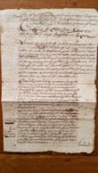 GENERALITE MONTPELLIER 1731 JEAN AUBAN - Matasellos Generales