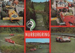 D-53518 Adenau - Nürburgring - Eifel - Cars - Formel 1- Formular One - Porsche - Nice Stamp - Grand Prix / F1