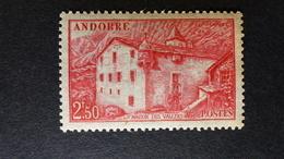 ANDORRE - YT N° 105 ** - Andorre Français