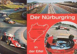 D-53518 Adenau - Nürburgring - Eifel -  Cars - Formel 1 - Formular One - Porsche - Nice Stamp - Grand Prix / F1