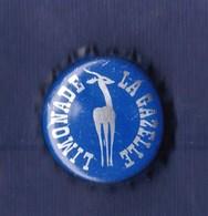 Crow Cap, Tappo Corona, Capsules- Limonade La Gazelle- Dakar, Senegal. Used - Kroonkurken