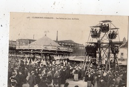 CLERMONT-FERRAND LES SALINS UN JOUR DE FOIRE - Clermont Ferrand