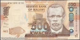 TWN - MALAWI 61a - 500 Kwacha 1.1.2012 Replacement ZA UNC - Malawi