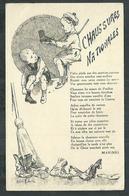 "Illustrateur André Robert ""Chaussures Nationales"" - Robert"