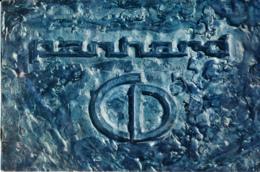 DEPLIANT, PLAQUETTE PUBLICITAIRE, PANHARD CD (1963), 8 Pages, Format : 18 Cm Sur 27 Cm. - Publicidad