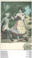 WW ALTEROCCA. Terni. 3 Cartes Postale Sur Une Déclaration D'amour Entre Deux Femmes 1906 - Illustrateurs & Photographes