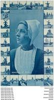 PAYS BAS. Walchersche Boerin 1910 - Paesi Bassi