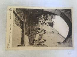 CPA MAROC - OUEZZAN - Une Rue Du Mellah - Autres