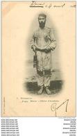 59 VALENCIENNES DENAIN. Mousseron Poête Mineur Officier D'Académie 1902. Timbre 1 Centime... - Valenciennes